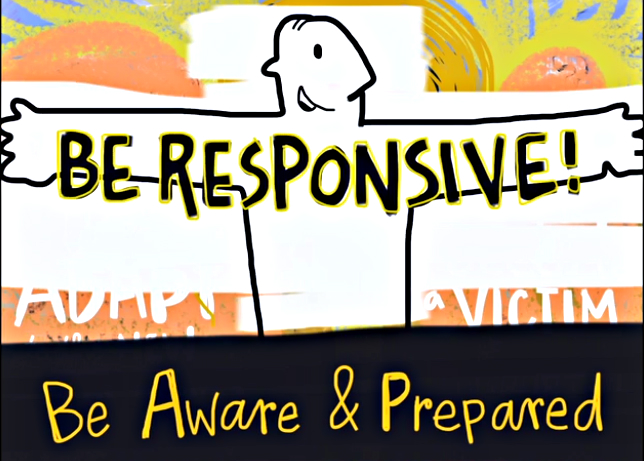 Be responsive